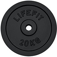 Disc Lifefit 20 kg / 30 mm Stange
