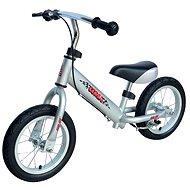 """Sulov Corsa 12 """"silver - Balance Bike"""