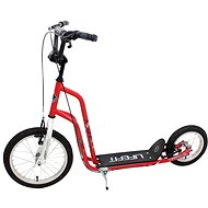 "Lifefit Rider 16 ""/ 12"" red / white"