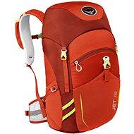 Osprey Jet 18 - strawberry red - Backpack