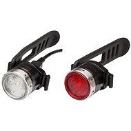 Led Lenser B2R front and rear