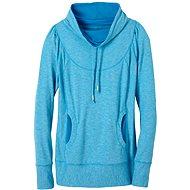 Prana Ember Top Electro Blue velikost M - Mikina