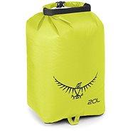Osprey Ultralight DrySack 20 - electric lime - Vak