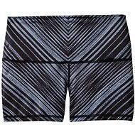 Prana Luminate Short Black Stripe velikost L