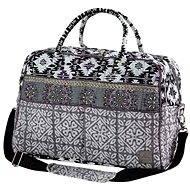 Prana Bhakti Weekender Bag Silber