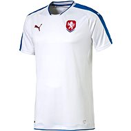 Puma Czech Republic Away white M