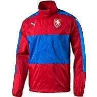Puma Czech Republic Lightweight Rain Jacket XL