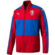 Puma Czech Republic Stadium Jacket chili pepper L