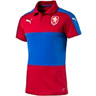 Puma Czech Republic Casuals Polo chili pepper M