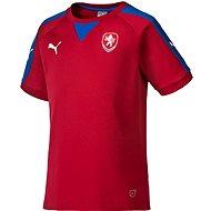 Puma Czech Republic Casuals T-Shirt chili pepper L