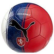 Puma Czech Republic Country Fan Balls Licensed white/blue/red mini