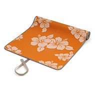 Sissel Yoga-Matte Yoga-Matte flower orange