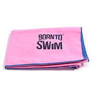Born To Swim microfiber pink