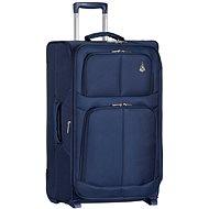 Aerolite T-9613/3-L tmavě modrý - Cestovní kufr