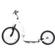 Yedoo Mezeq New white/black - Tretroller