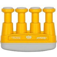 Prohands Gripmaster Via - Posilňovač prstov žltý - Posilňovač prstov