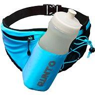 Waist Runt with a bottle holder blue / black