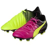 Puma Evo Power 4.3 FG Jr pink glo-sa vel. 4