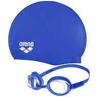 Arena Pool Jr. set blue clear - Set