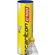 Dunlop Carlton C-100 medium white - Shuttlecock