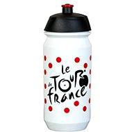 Tour de France Bidon biela - Fľaša