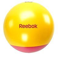 Reebok 55 cm - Two Tone - gelb-rosa