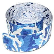 BB tape Camo modrá
