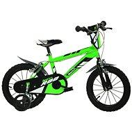 Dino bikes 16 green R88 (2017) - Dětské kolo