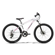 "Amulet Cool cat 26 white M / 17 ""(2016) - Bicykel"