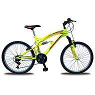 """Bolt 24"""" žlutá - Dětské kolo"""