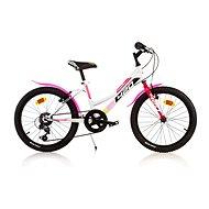 Dino Bikes 20 weiß (2016) - Kinderfahrrad