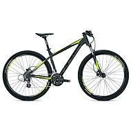 Focus Whistler Evo 29 Black / Green (2017) - Bicykel