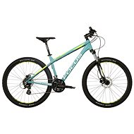 Focus Whistler EVO 27 Medium Turquoise M / 44 - Bicykel