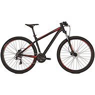 Focus Whistler Elite 29 Magicblack/Red (2017) - Bicykel