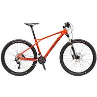 GT Zaskar Carbon Elite Orange L (2016) - Bicykel