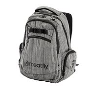 Meatfly Texture Backpack, A