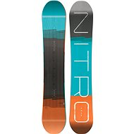 Nitro Team Wide Gullwing - Snowboard
