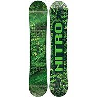 Nitro Ripper Kids Green - Snowboard