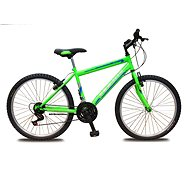 "Frejus 24"" Bright green (2017)"