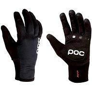 POC Avip Softshell Glove Navy Black - Rukavice