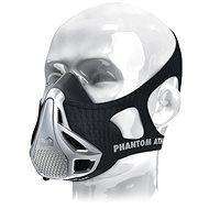 Phantom Training Mask Black/silver S - Tréninková maska