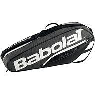 Babolat Pure-Racket Holder X3 šedá - Sporttasche