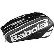 Babolat Pure-Racket Holder X9 šedá - Sporttasche