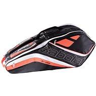 Babolat Team-Racket Holder X6 fluo red - Sporttasche