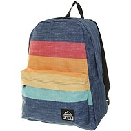 Reef Moving on backpack blue multi - City backpack