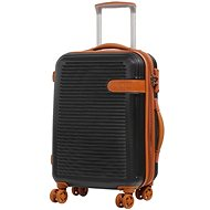 Rock Valiant TR-0159/3-S ABS - černá - Cestovní kufr s TSA zámkem