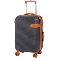 Rock Valiant TR-0159/3-S ABS - charcoal - Cestovný kufor