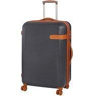 Rock Valiant TR-0159/3-L ABS - charcoal - Cestovní kufr s TSA zámkem