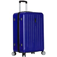 Azure Sirocco T-1141/3-S ABS - blue - Travel suitcase