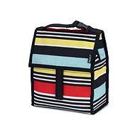 PackIt Lunch Bag pruhovaný barevný - Tasche